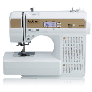 Brother Computerized Sewing Machine CS7130