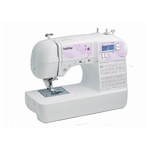 Brother 100 Stitch Computerized Sewing Machine with Alphabet CS9100