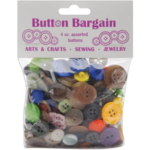 Blumenthal Button Bargain 4oz
