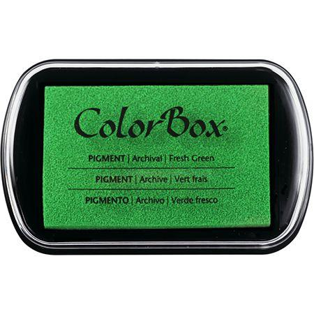 ColorBox Pigment Ink Pad - MORE COLOR OPTIONS