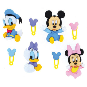 Dress It Up Disney Babies Buttons