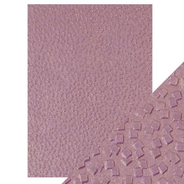 Hand Crafted Cotton Papers-Falling Glitter