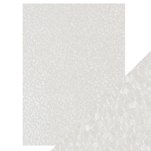 Hand Crafted Cotton Papers-Freshwater Pearls
