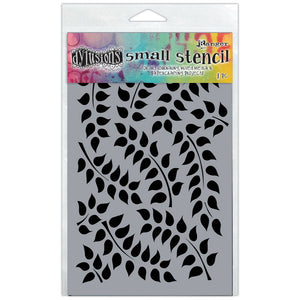 Ranger Dylusions 5x8 Stencils - Fronds of Foliage