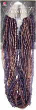 Jewelry Basics Strung Glass Seed Beads  - Purple Mix 3.18 oz