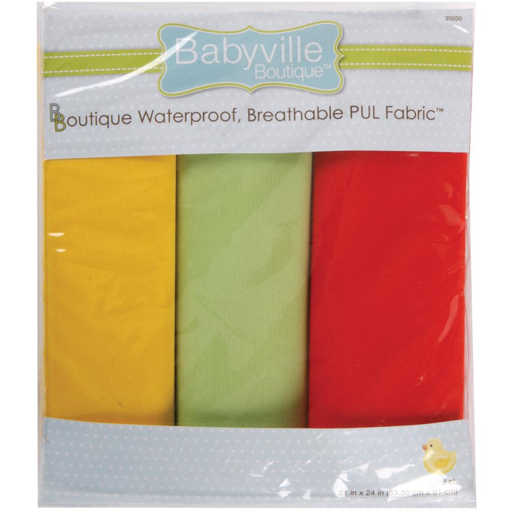 Babyville- Waterproof PUL Fabric