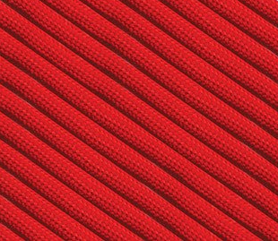 Parachute Cord 325 - Red