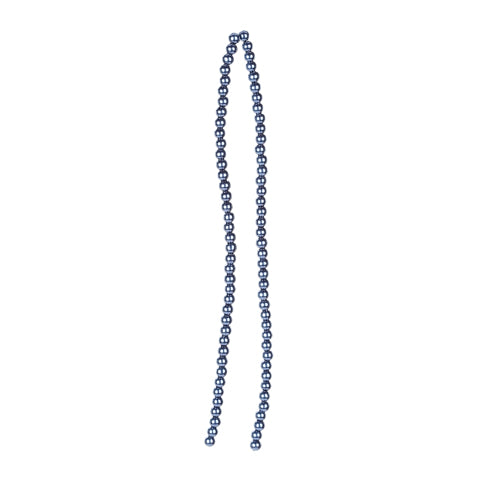 Pearl Strand - Dusty Blue 4 mm