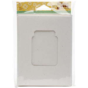 Shaker Cards w/ Envelope-Jar