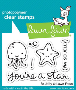Lawn Fawn So Jelly Stamps