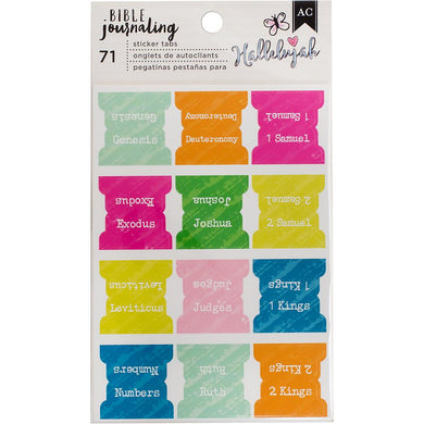 American Crafts  Sticker Tabs- Chapters