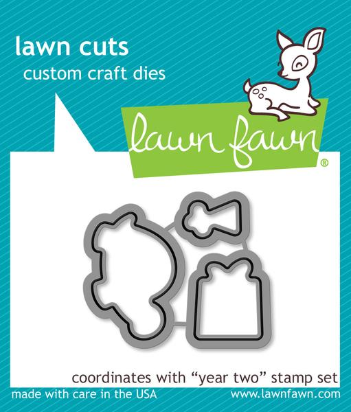 Lawn Cuts Year Two Die Cuts