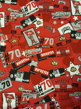 Ohio State University Fabric by the Yard