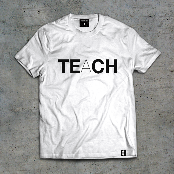 Teach Tech - T-Shirts White / Small Bitcoin Store - 1