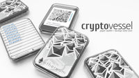 Ethereum Cryptovessel - Pack of 5