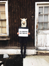 In Crypto We Trust - Photography  Bitcoin Store - 1