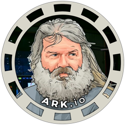 ARK Doty Poker Chip