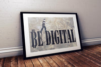 Be Digital - Poster  Bitcoin Store - 2