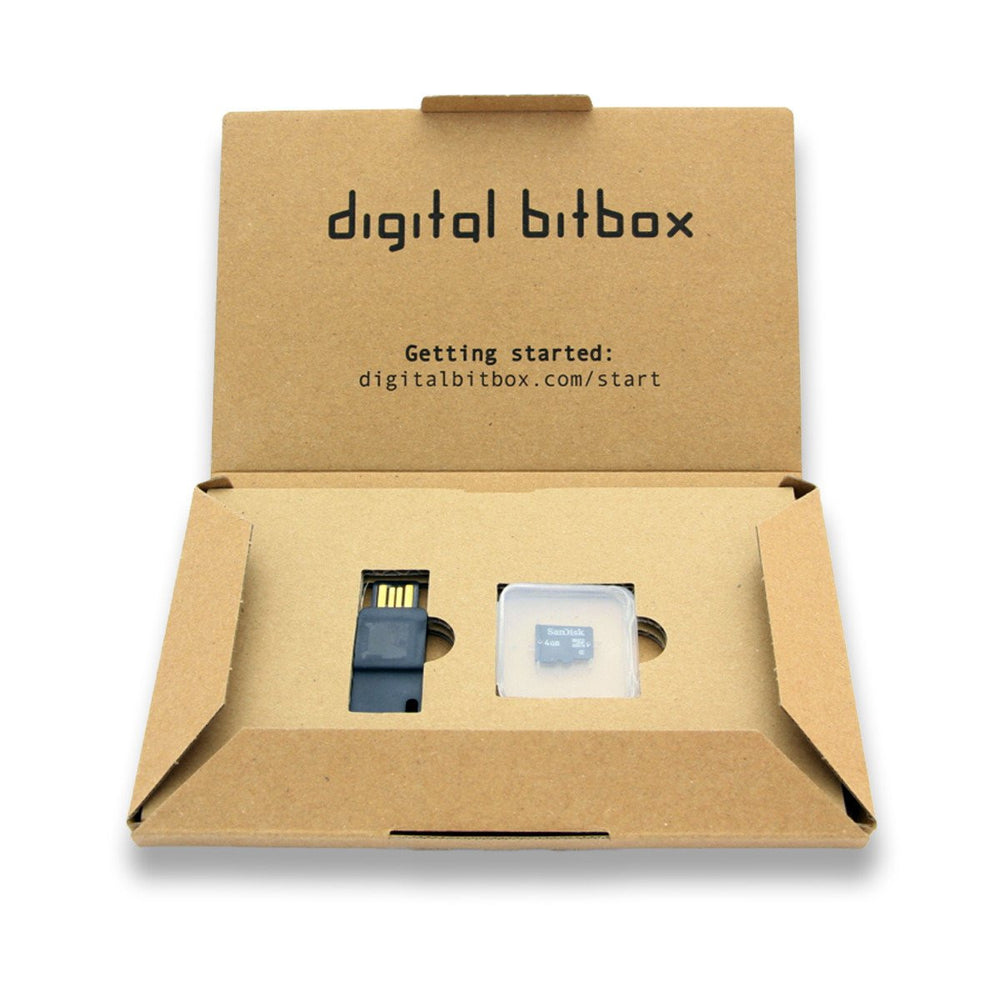 Digital Bitbox BTC & ETH Hardware Wallet