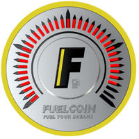 Fuelcoin Poker Chip