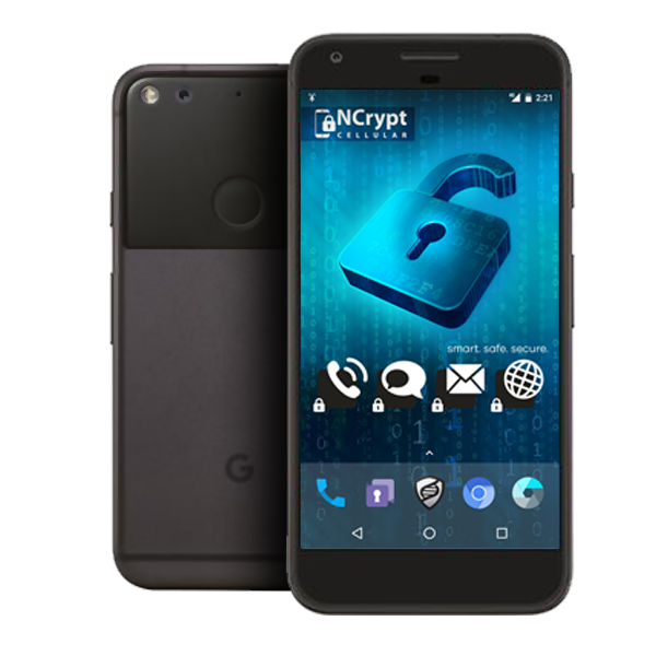 Encrypted Google Pixel 32/128gb - Copperhead OS