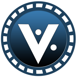 Vericoin Blue Poker Chip