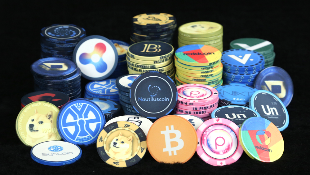 Bitcoin PCB Poker Chip - Poker Chips  Bitcoin Store - 3
