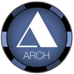 ARCHCoin Poker Chip