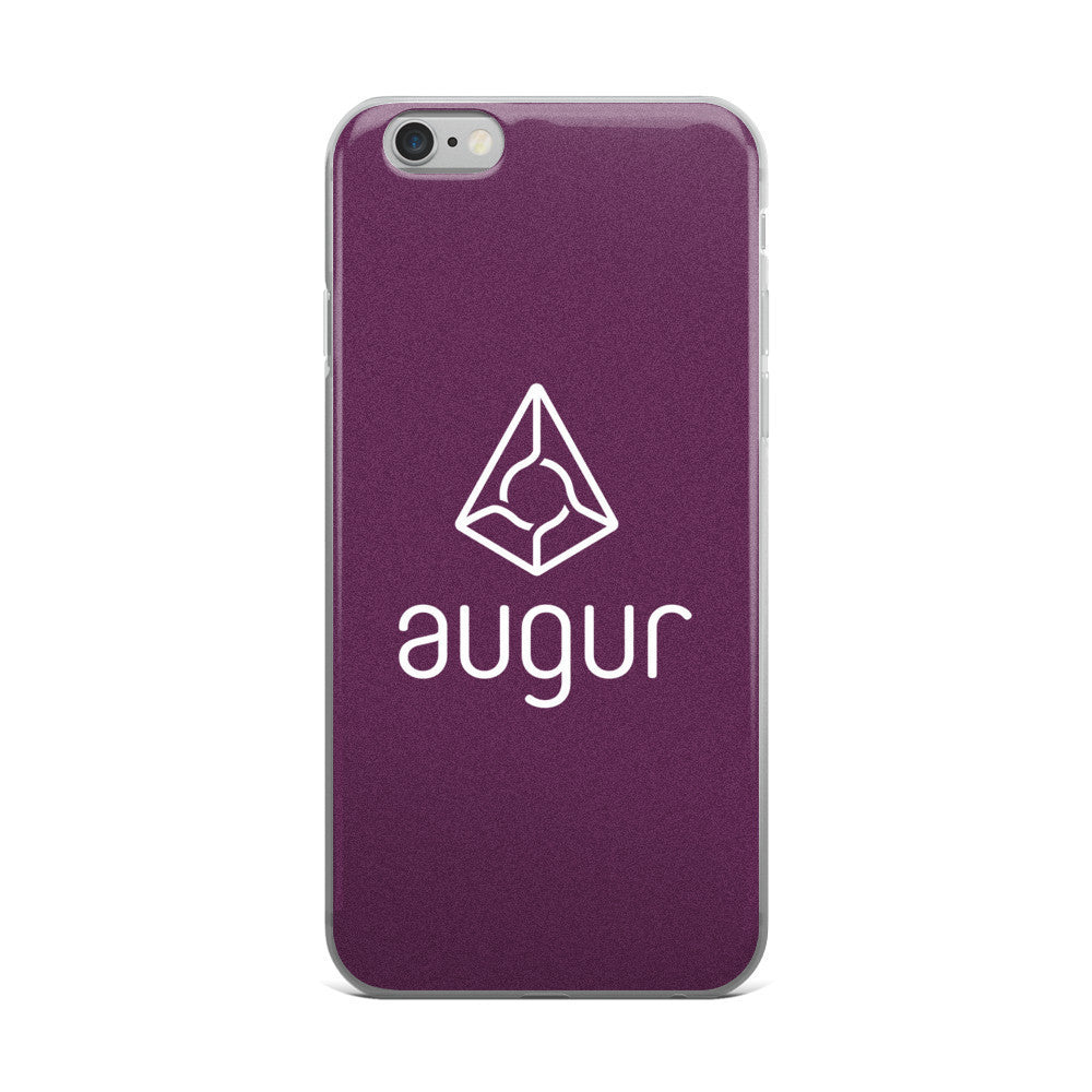Augur iPhone/Samsung Case - Phone Case  Bitcoin Store