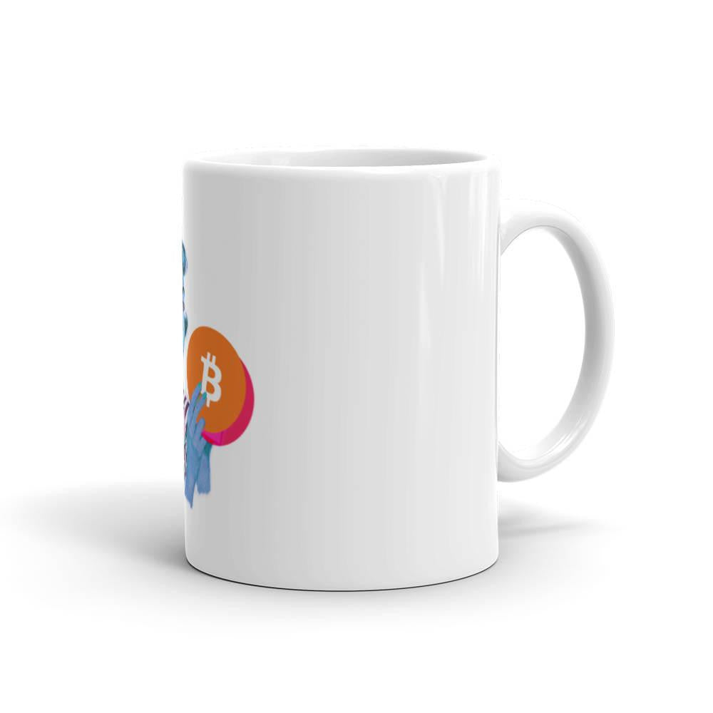 Betty Mug - Mug  Bitcoin Store - 3