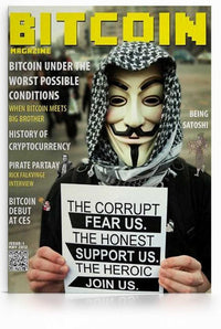 PDF Digital Edition - Bitcoin Magazine Issue 1
