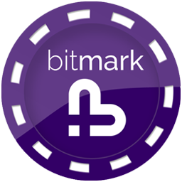 Bitmark Poker Chip