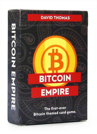 Bitcoin Empire Card Game - Become a Bitcoin Baron