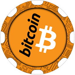 Bitcoin PCB 2 Poker Chip