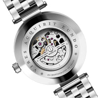 Hodler Cryptomatic Watch Silver & Black (61 of 100) LIMITED EDITION