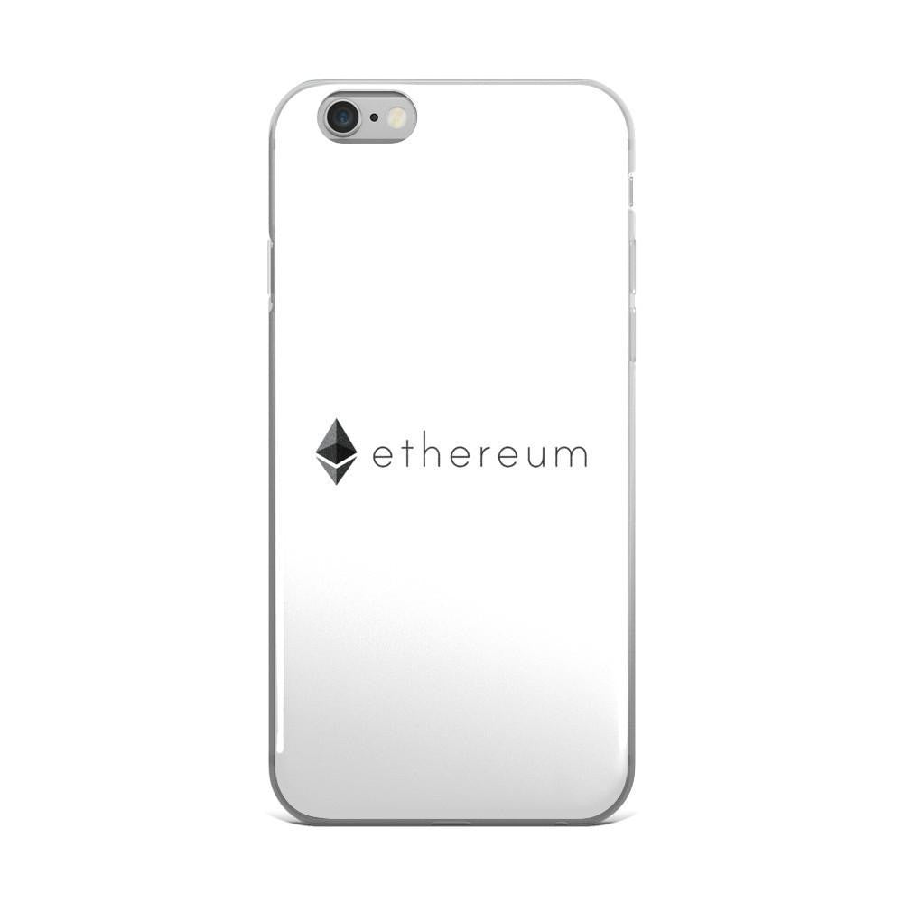 Ethereum iPhone/Samsung Case - Phone Case  Bitcoin Store