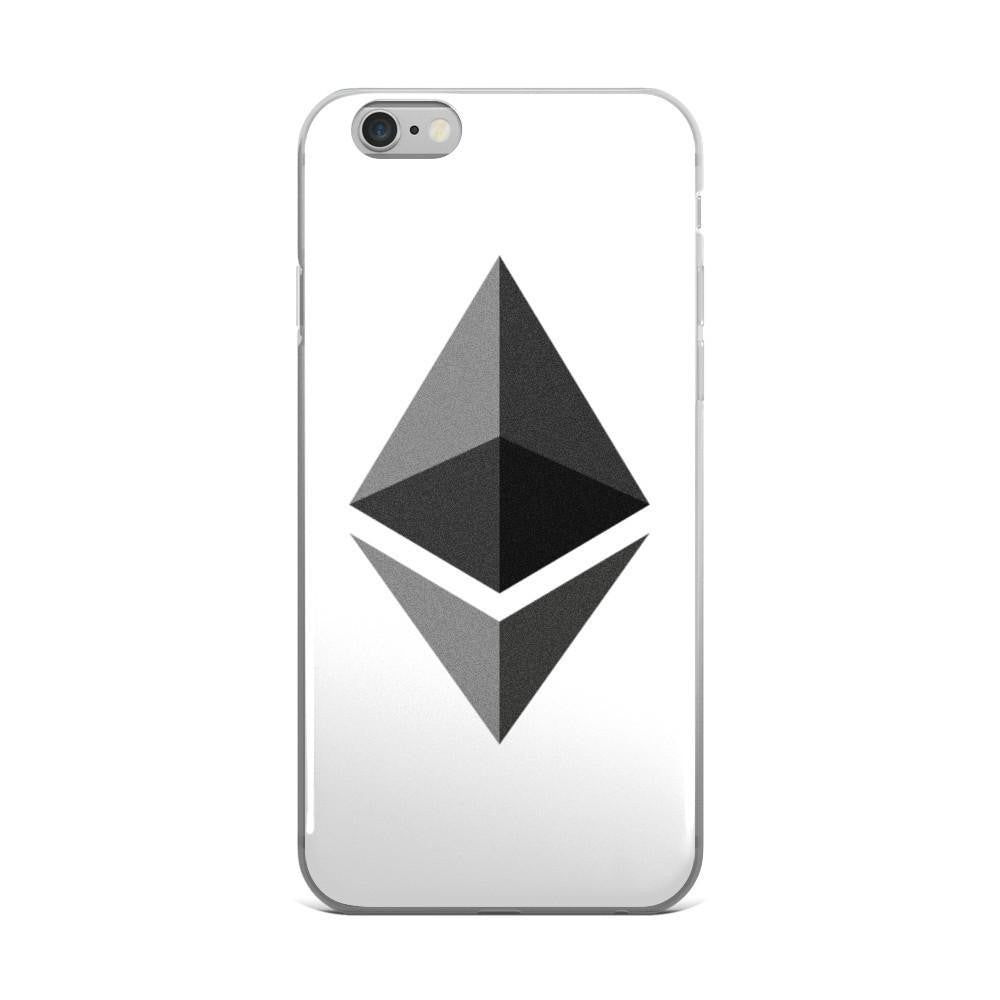 Ethereum logo iPhone/Samsung Case - Phone Case  Bitcoin Store