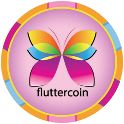 Fluttercoin Poker Chip