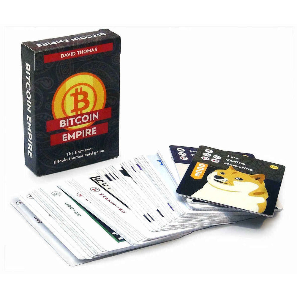 Bitcoin Empire Card Game