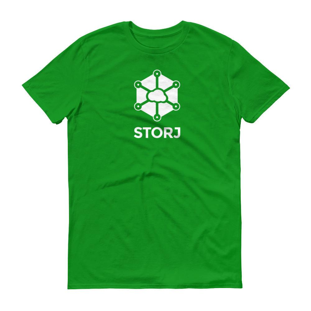 Storj White - T-Shirt