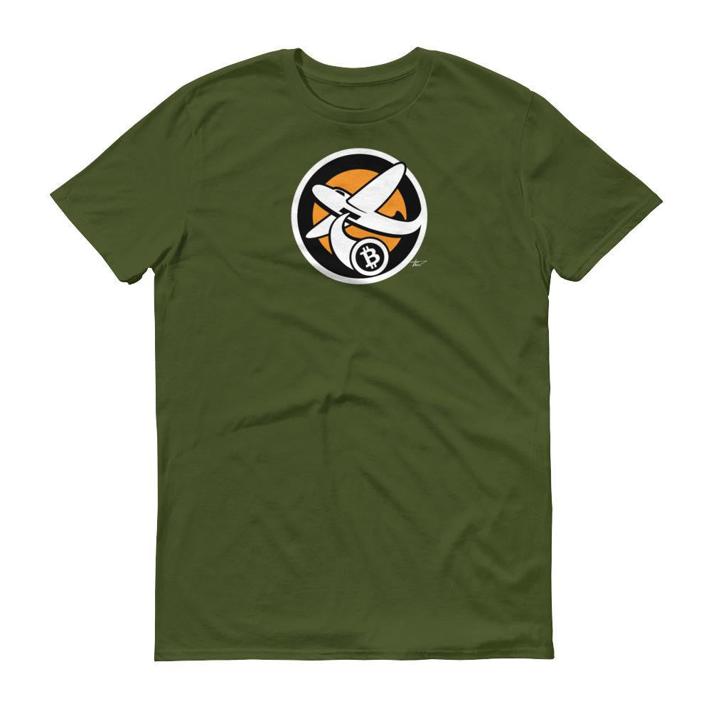 Bitcoin Not Bombs T-Shirt