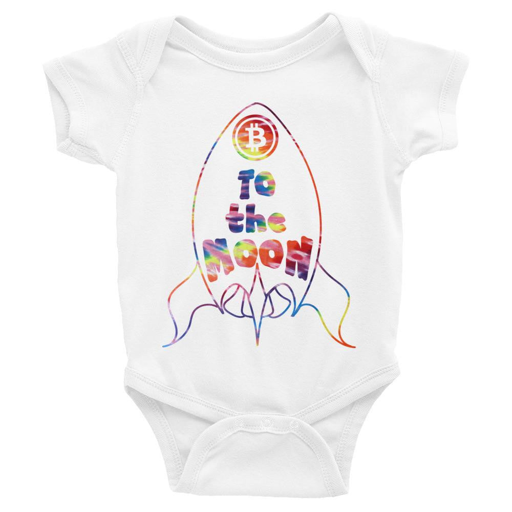 To The Moon Onesie