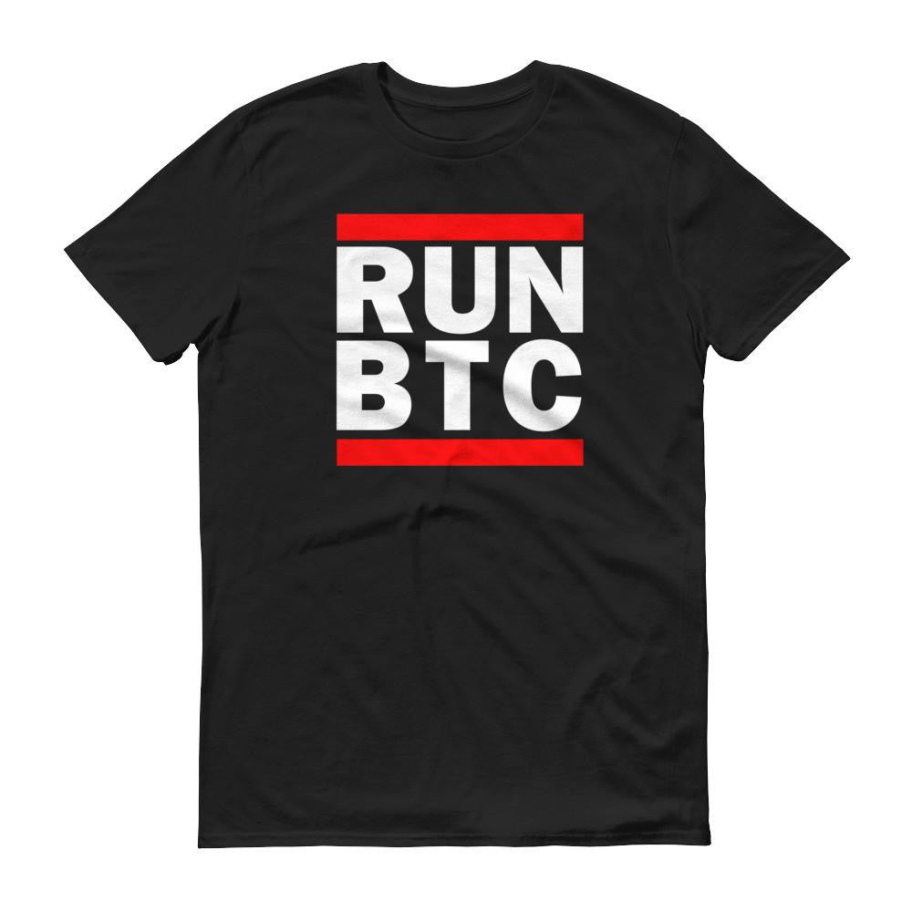 RUN BTC T-Shirt