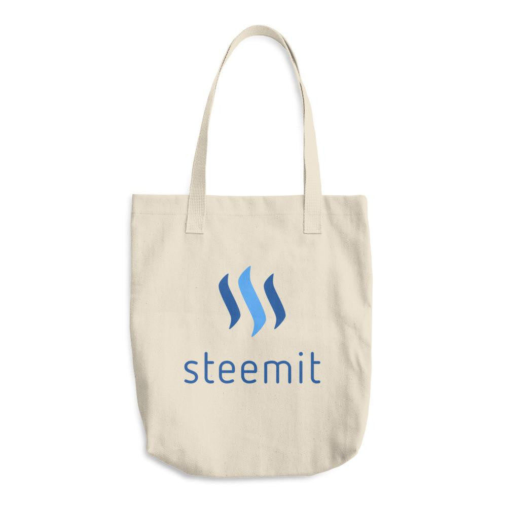 Steemit Tote Bag