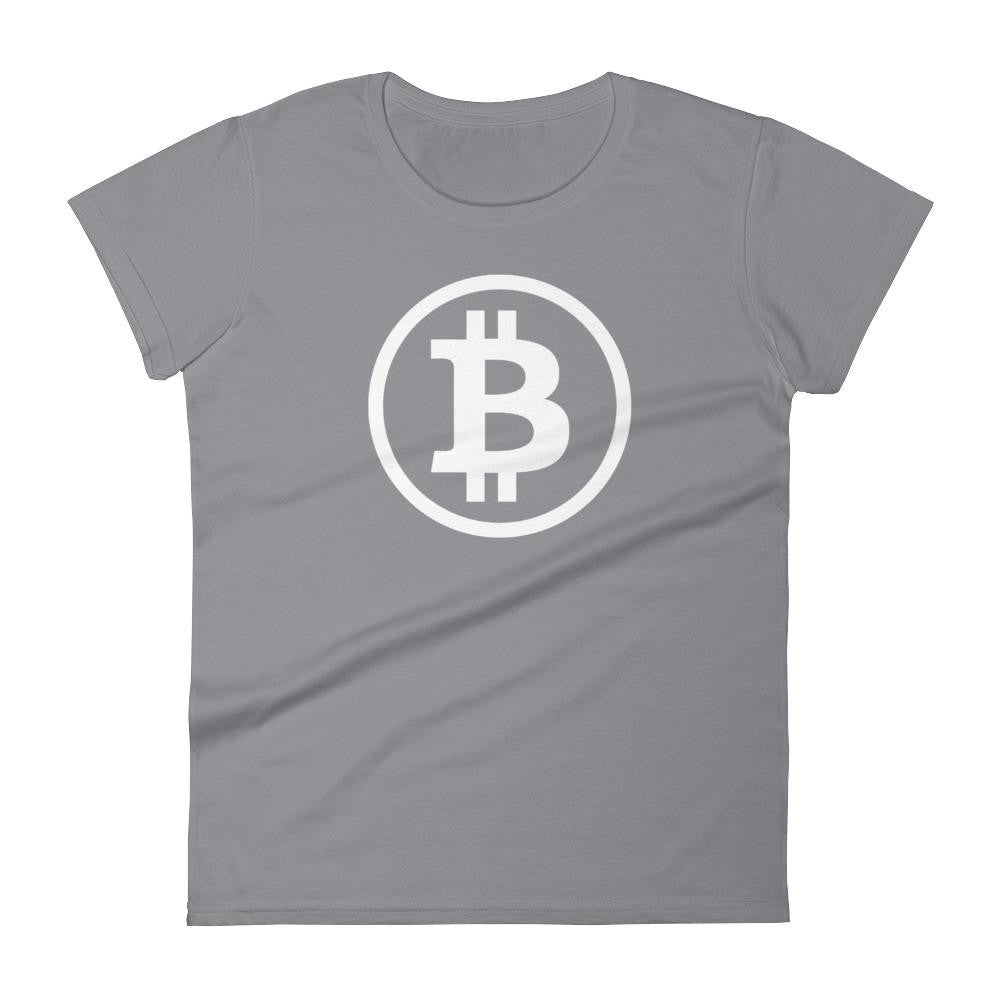 Symbol White Tee (Ladies)