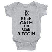 Keep Calm Onesie