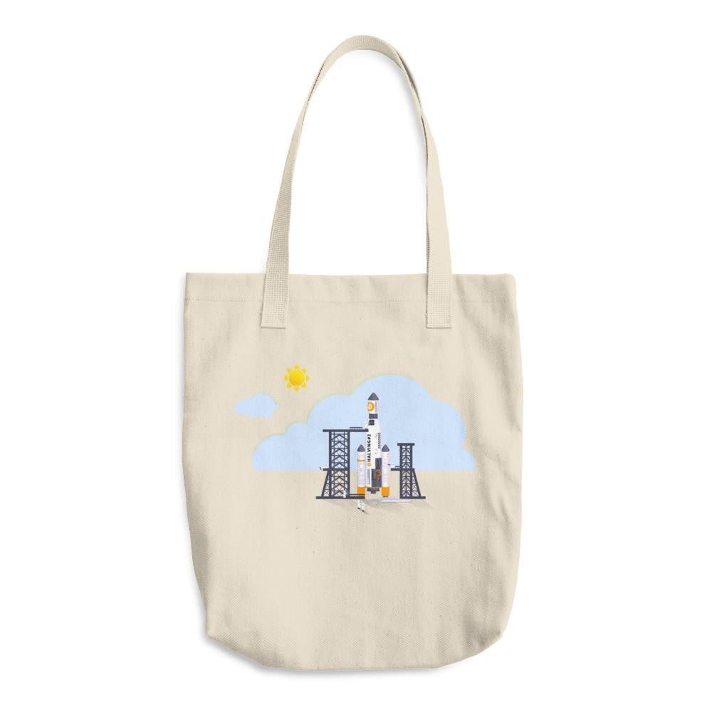 The Halvening 2016 White Tote