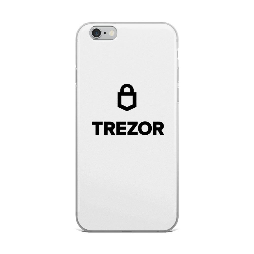 Trezor iPhone Case