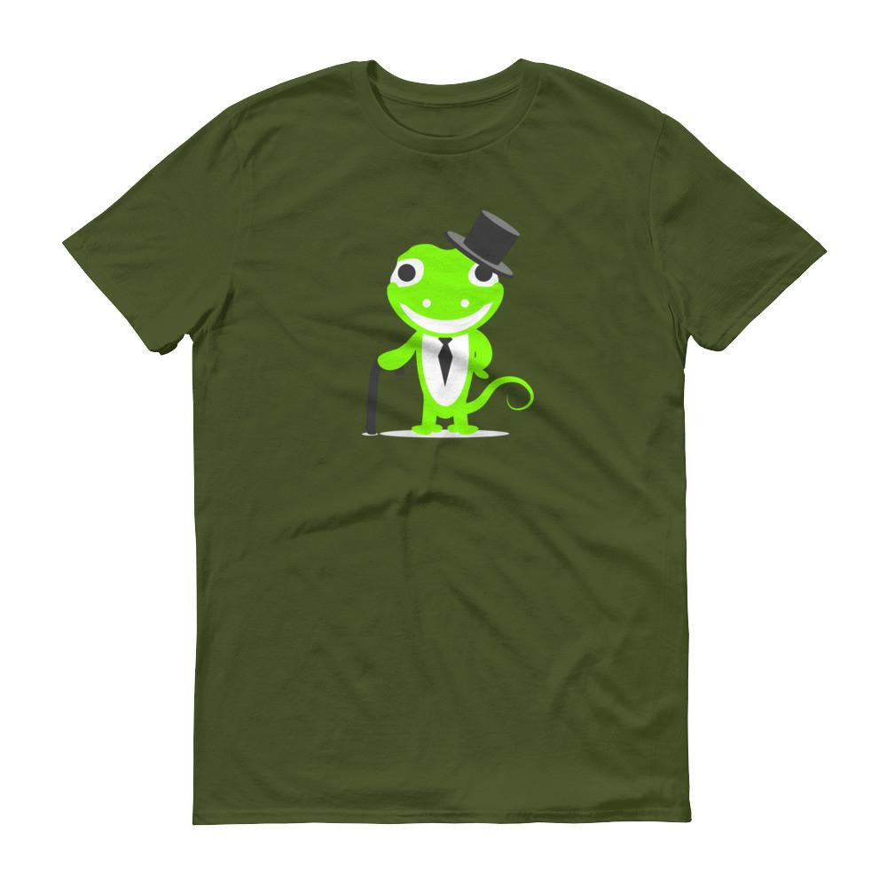 CoinGecko Performing Gecko Tee