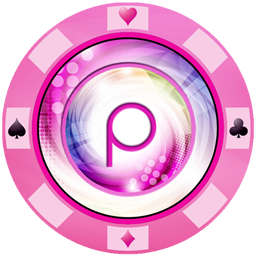 Pinkcoin Poker Chip